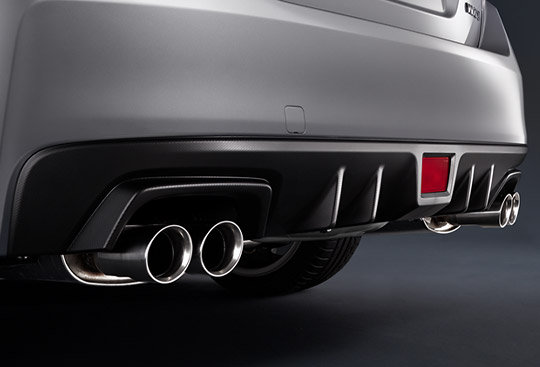 <sg-lang1>Rear Diffuser and Twin Dual Tail Muffler</sg-lang1><sg-lang2></sg-lang2><sg-lang3></sg-lang3>